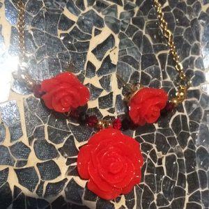 JEWERLY flower 🌺